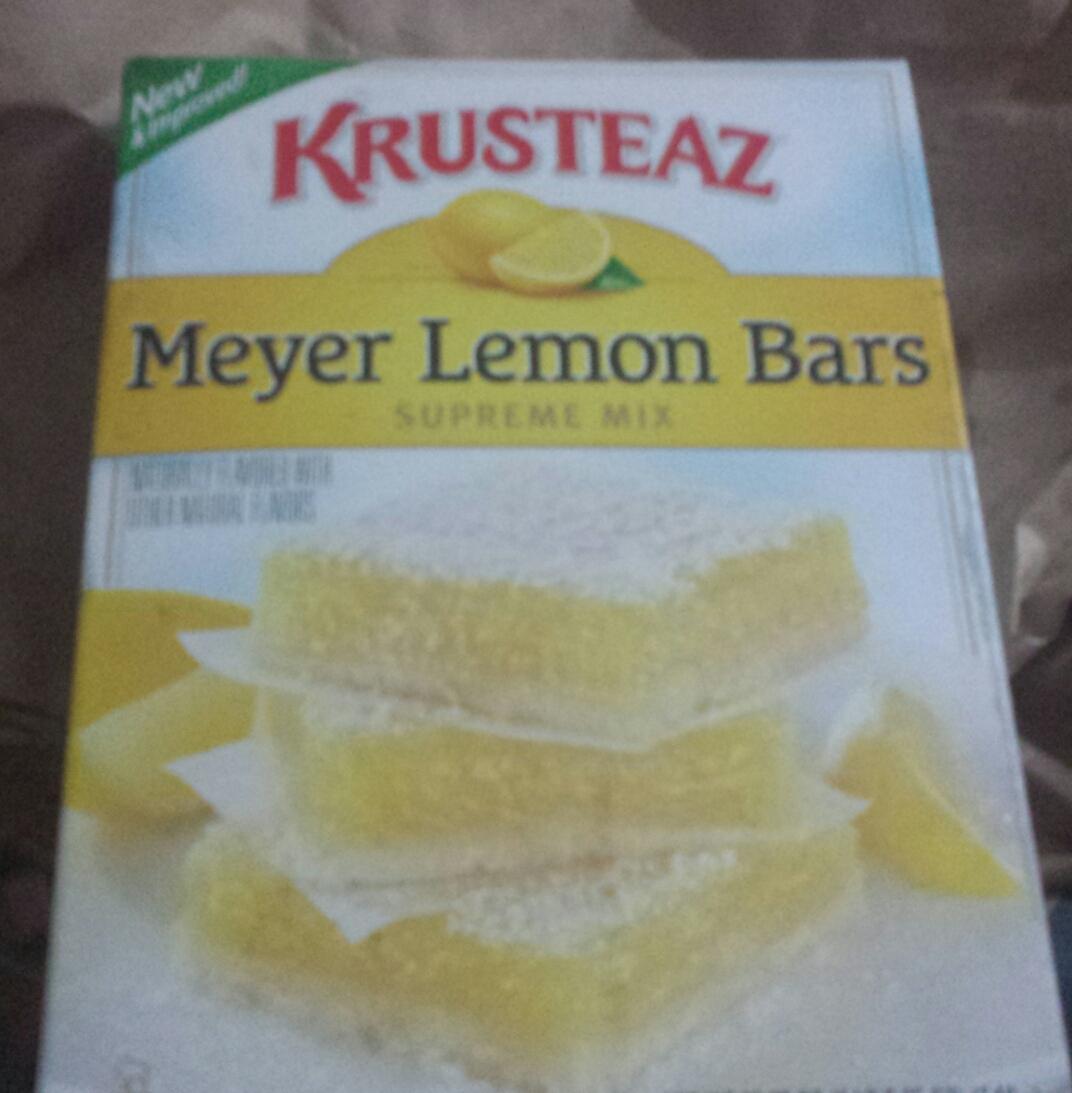 Superama: Harina para preparar barras de limón a $9.01