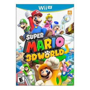 Sam's Club Salina Cruz, Oaxaca: Wii U Super Mario 3D World