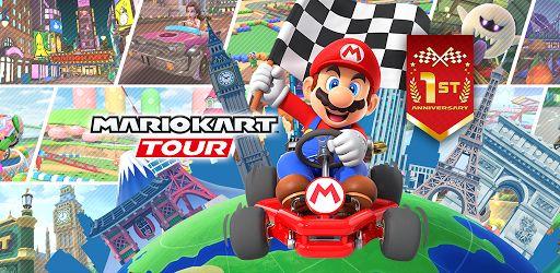 Mario Kart Tour: 5,000 monedas gratis