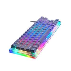 Banggood, GamaKay K66 66 Keys Mechanical Gaming Keyboard Tyce-C