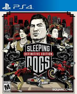 PS Store: Sleeping Dogs Definitive Edition PS4