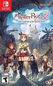Amazon: Atelier Ryza 2: Lost Legends & The Secret Dairy - Standard Edition