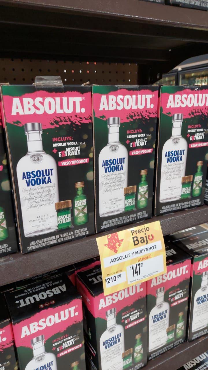 Superama: Vinos y licores en liquidación