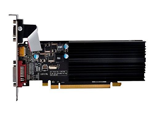 Amazon: Tarjeta de video XFX R5230ACLH2 Tarjeta de Video PCI-Express X16 2.1 AMD Radeon R5 230 2GB/64BIT DDR3