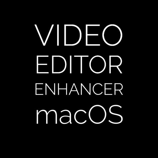 App Store: GRATIS - VIDEO EDITOR ENHANCER para macOS (precio original de $750.00) como descarga GRATUITA por 72 horas.