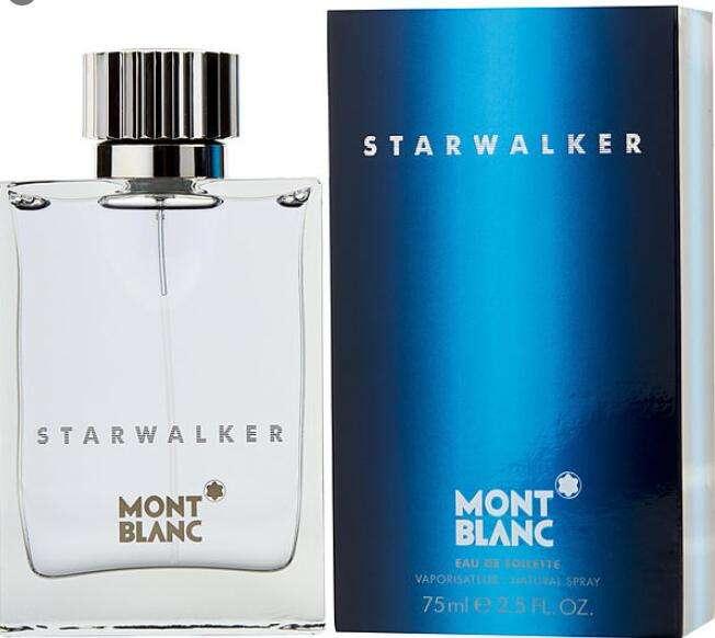 Costco: Perfume Mont Blanc StarWalker 75 ml