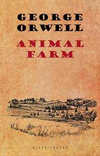 Amazon: Animal Farm: A Fairy Story (English Edition) Edición Kindle