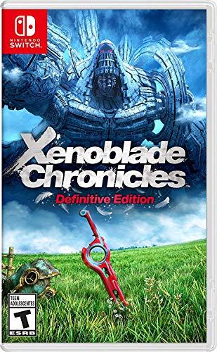 Amazon: Xenoblade chronicles definitive edition