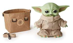 Amazon: Mattel Star Wars The Child con Bolsa y Sonidos
