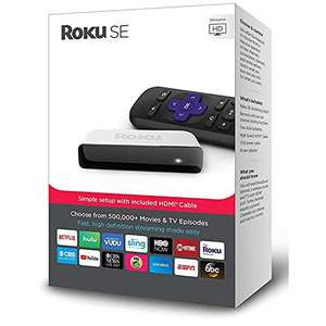 Amazon: Reproductor Multimedia de Streaming Roku 3900SE
