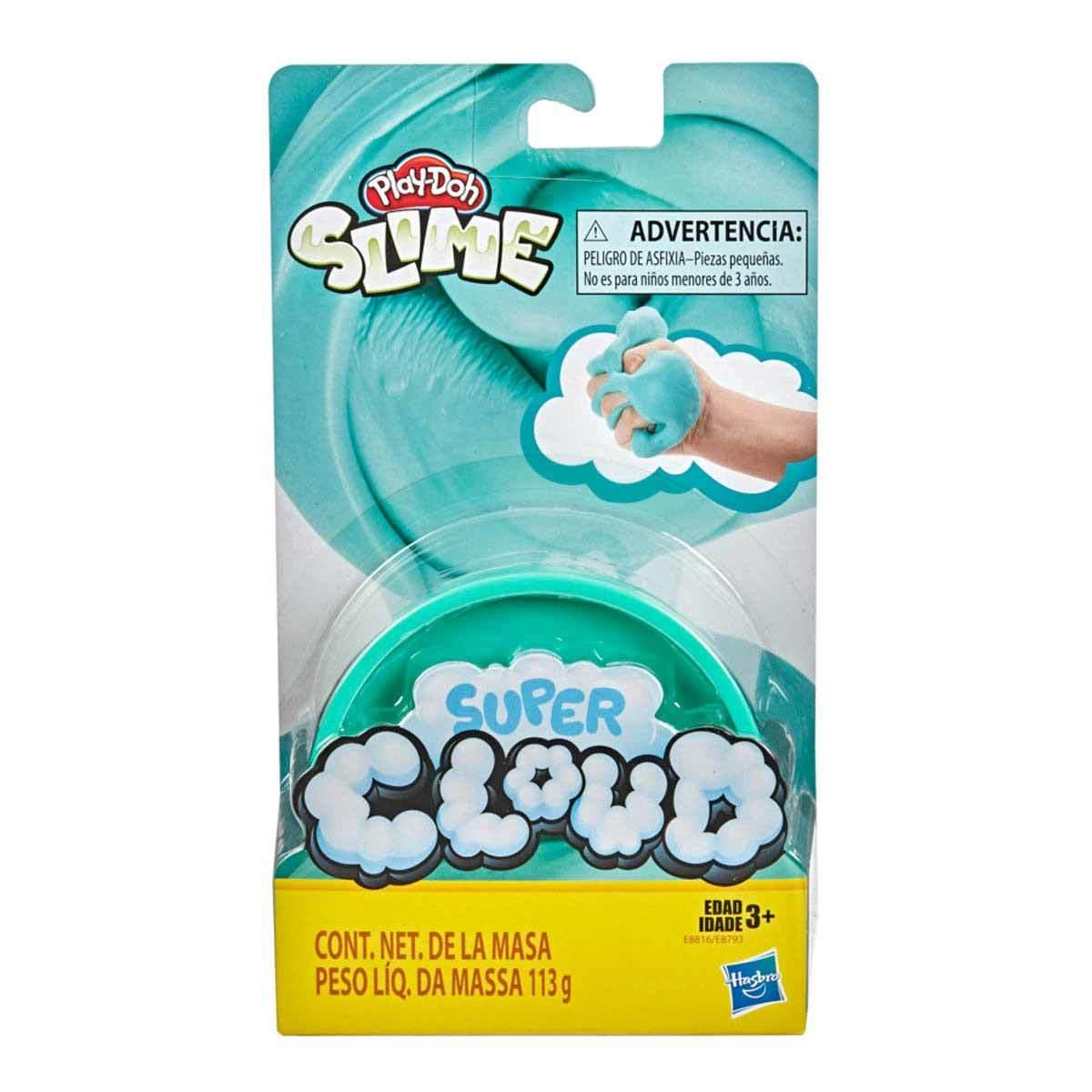 Chedraui, Play-Doh Super Cloud Slime con el 50% de Descuento