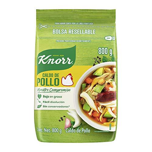 Amazon : Knorr Caldo de pollo 800g