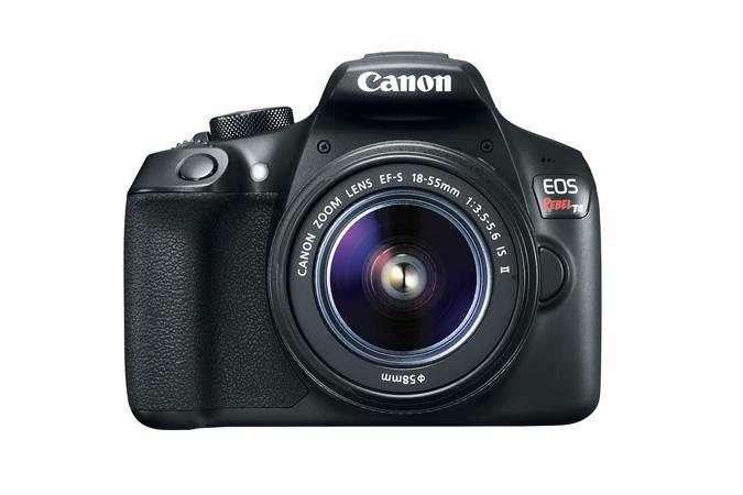 Tienda Canon en Línea: EOS Rebel T6 a $7,698