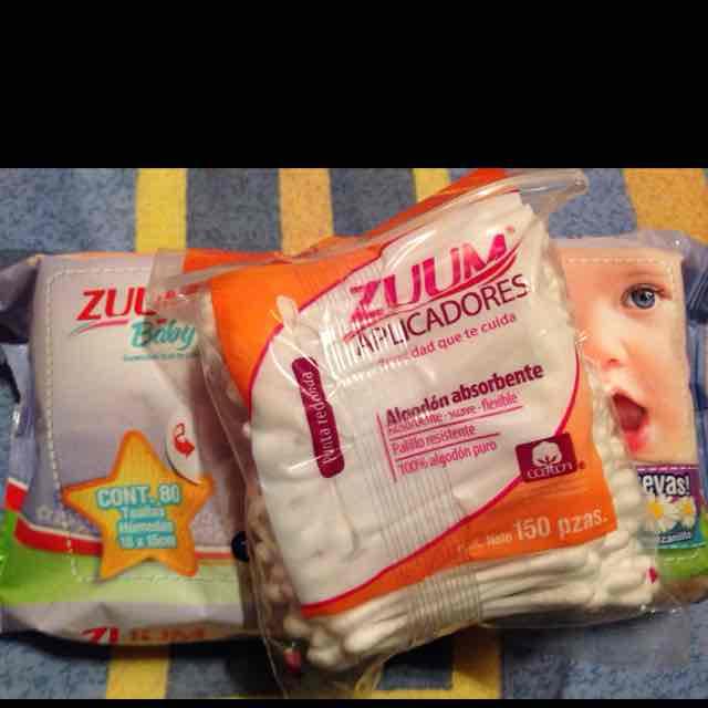 Chedraui Toreo: 80 toallitas húmedas para bebe más 150 cottonetes marca Zumm
