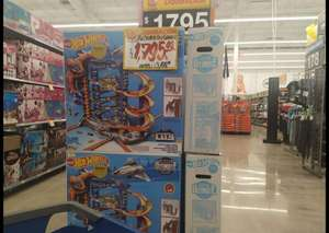 Walmart: Hot wheels súper ultimate garage
