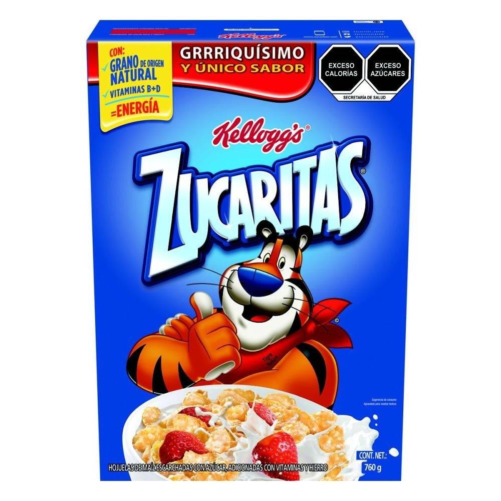 Superama: 2 x $95.00 Cereal Kellogg's Zucaritas 760 g