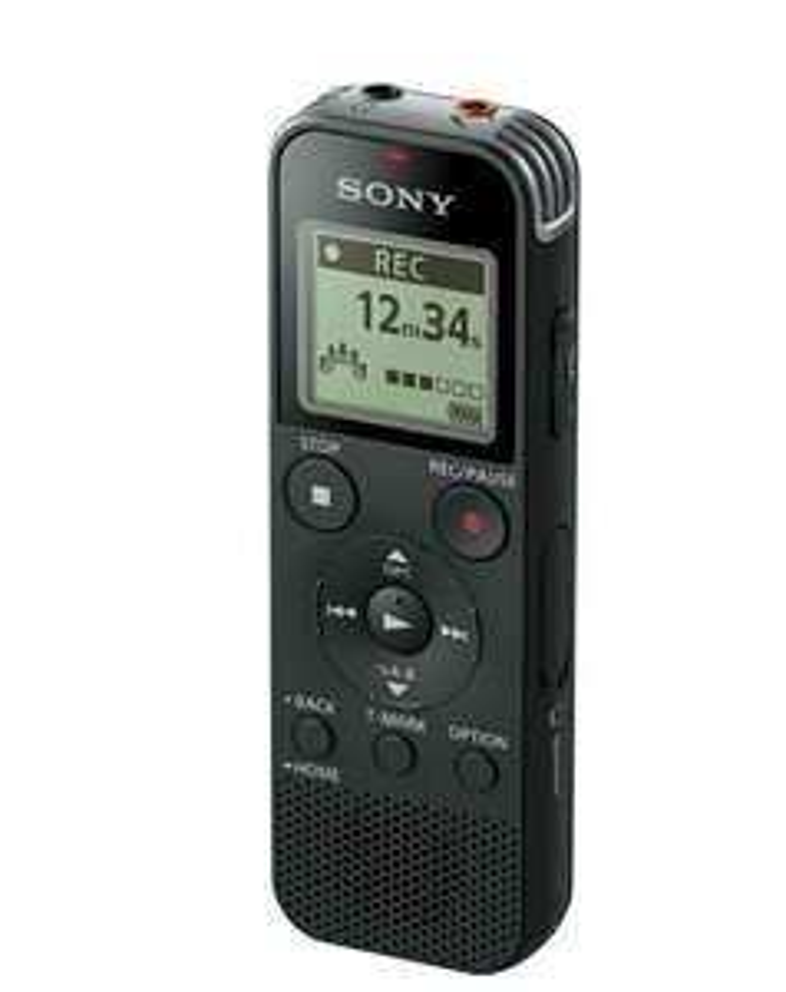 Liverpool: Reportera Sony ICD-PX470