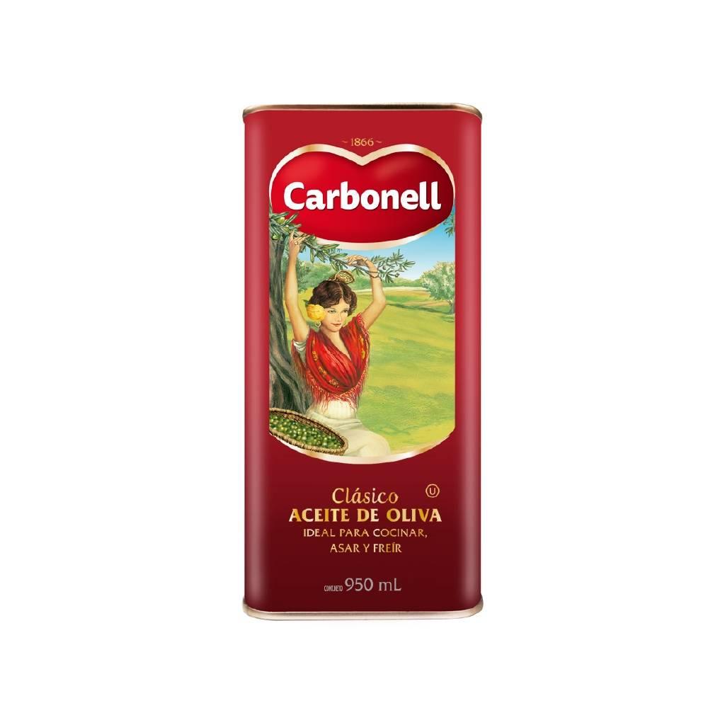 Superama: Aceite de oliva Carbonell clásico 950 ml