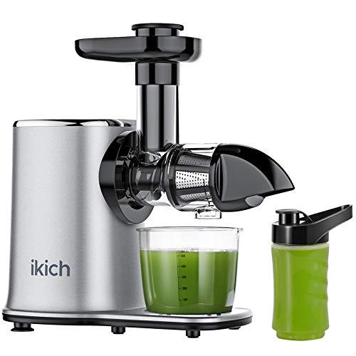 Amazon Ikich Extractor de jugo (prensado en frio) aprobada por keepa
