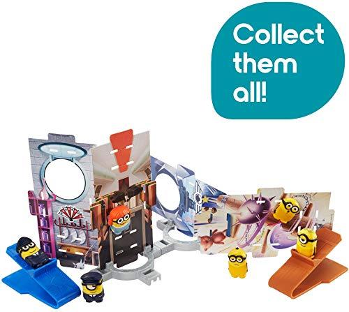 Amazon Prime MINIONS Lanzador Mattel Brigada de Construcción