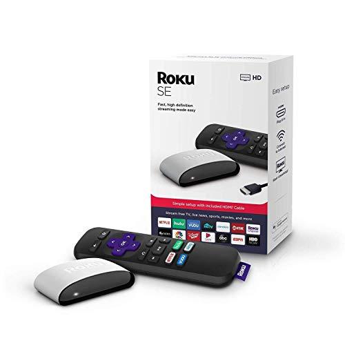 Amazon: Roku SE streaming media player