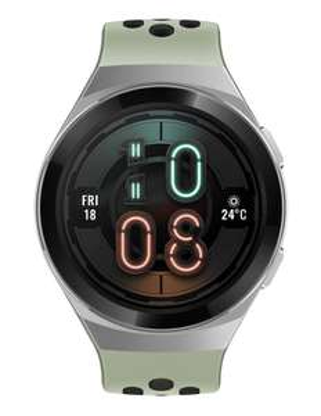 Liverpool: Smartwatch Huawei Watch GT 2E verde