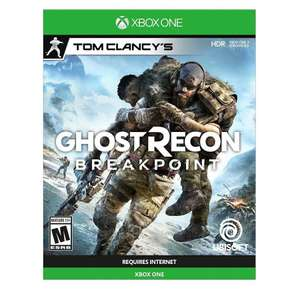 Best Buy: Ghost Recon Breakpoint