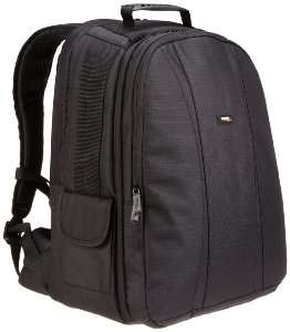 Amazon MX: Mochila Amazon Basics para DSLR y Laptop, modelo SM1303003