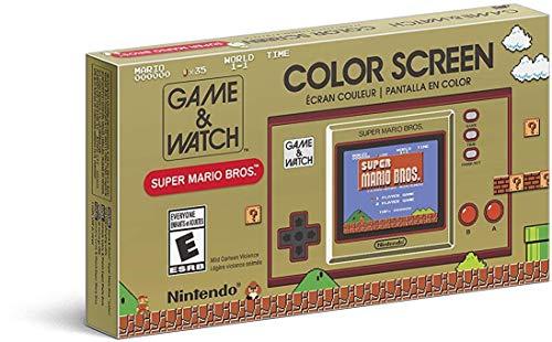 Amazon México: Consola Nintendo Game & Watch