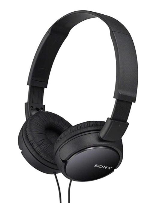 Amazon: Audífonos Sony ZX110