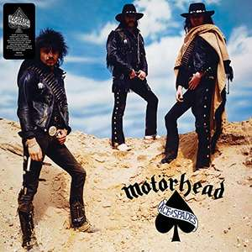 Amazon: Ace Of Spades (Vinyl)