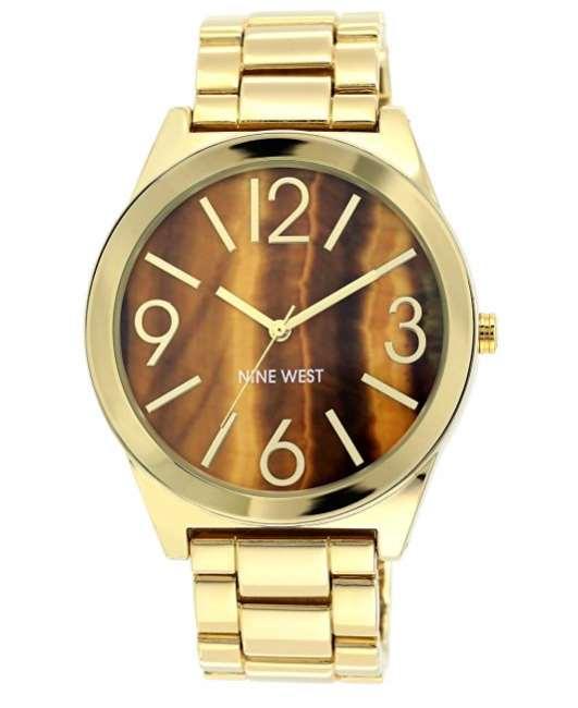 Amazon: muchos relojes Nine West $553 (70% de descuento)