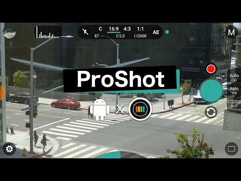 Google Play: App de camara proshot