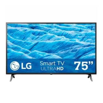 Sam's Club: Pantalla LG 75 Pulgadas AI ThinQ LED 4K Smart TV