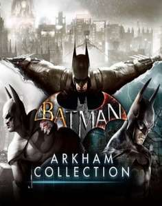 CDkeys, Batman, Arkham Collection PC