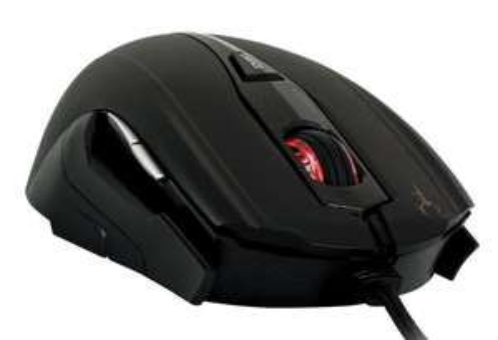 Amazon: Mouse laser Gamdias 8200 dpi GMS7011 a $405