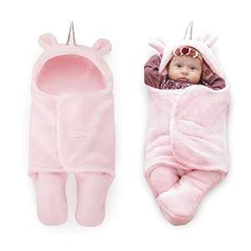 Amazon: Cobijita para bebe unicornio 0-6 meses