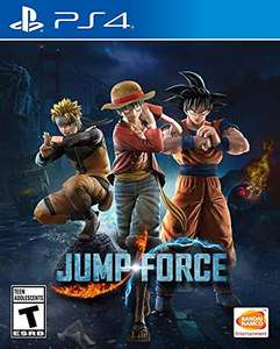 Amazon: Jump Force PS4 y XBOX