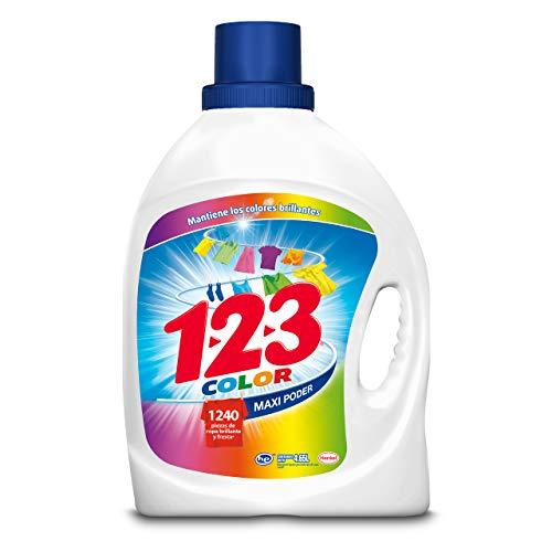Amazon: Detergente 123
