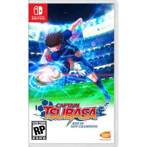 Captain Tsubasa para Nintendo Switch - Best Buy