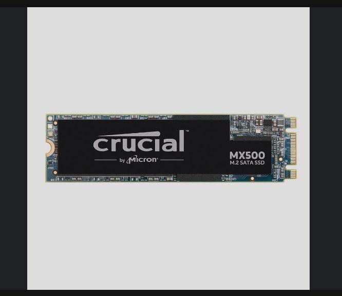 Best Buy: Crucial - Unidad de estado sólido interna MX500 M.2 de 500 GB