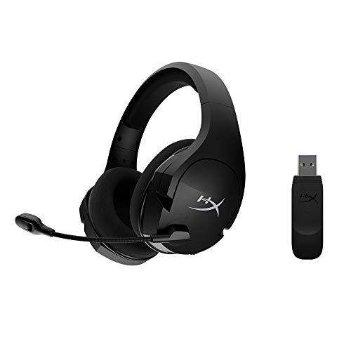 Amazon MX: HyperX Stinger Core 7.1 Headset (audífonos gamer) Inalámbrico 2.4Ghz