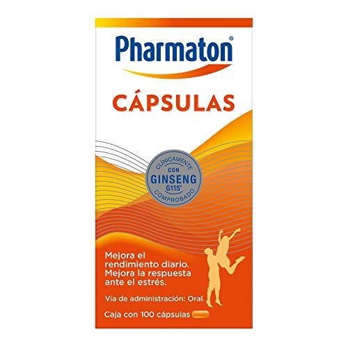 Amazon: Pharmaton Multivitaminico - 100 Capsulas