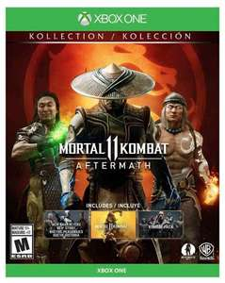 Best Buy: Mortal Kombat 11 Aftermath - Xbox One