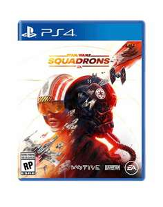 Best Buy: Star Wars Squadrons PS4
