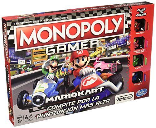 Amazon: Monopoly Mario Kart