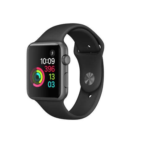 Costco: Apple Watch Series 3 (GPS) Caja de Aluminio Gris Espacial 42 mm con correa deportiva negra