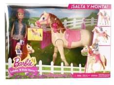 Liverpool: Barbie paseo a caballo de 1129.00 a $389