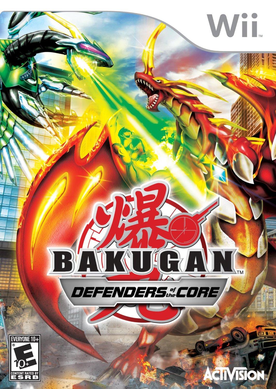 Amazon: Bakugan Defenders of the Core para Wii a $49