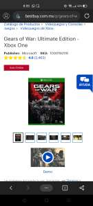 Best Buy: Gears of Wars: Ultimate Edition para Xbox One